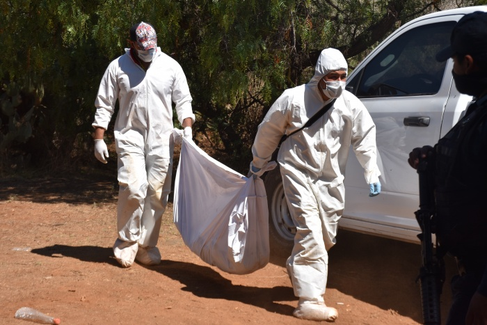 Zacatecas, quinto lugar nacional en fosas clandestinas