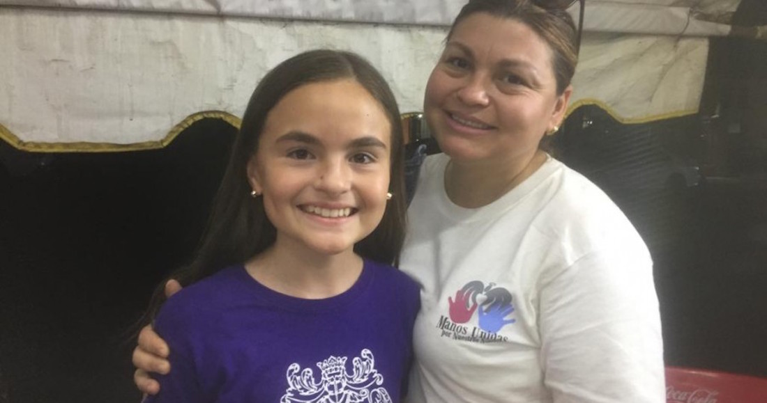Alexia, de 11 años, vive con asma desde el incendio en la Guardería ABC; es feliz, pero exige justicia (Sonora)