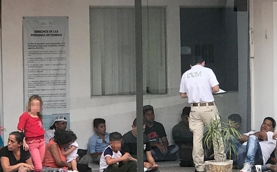 Aseguran a 85 migrantes en Tamaulipas