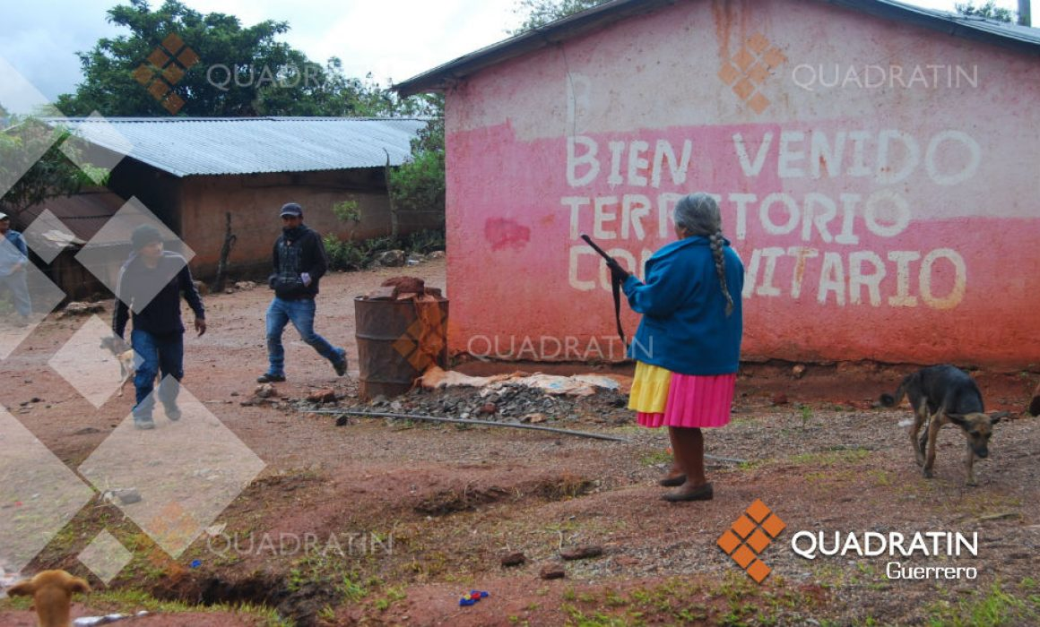 Responsabilizan al gobierno por posible enfrentamiento en Hueycantenango (Guerrero)