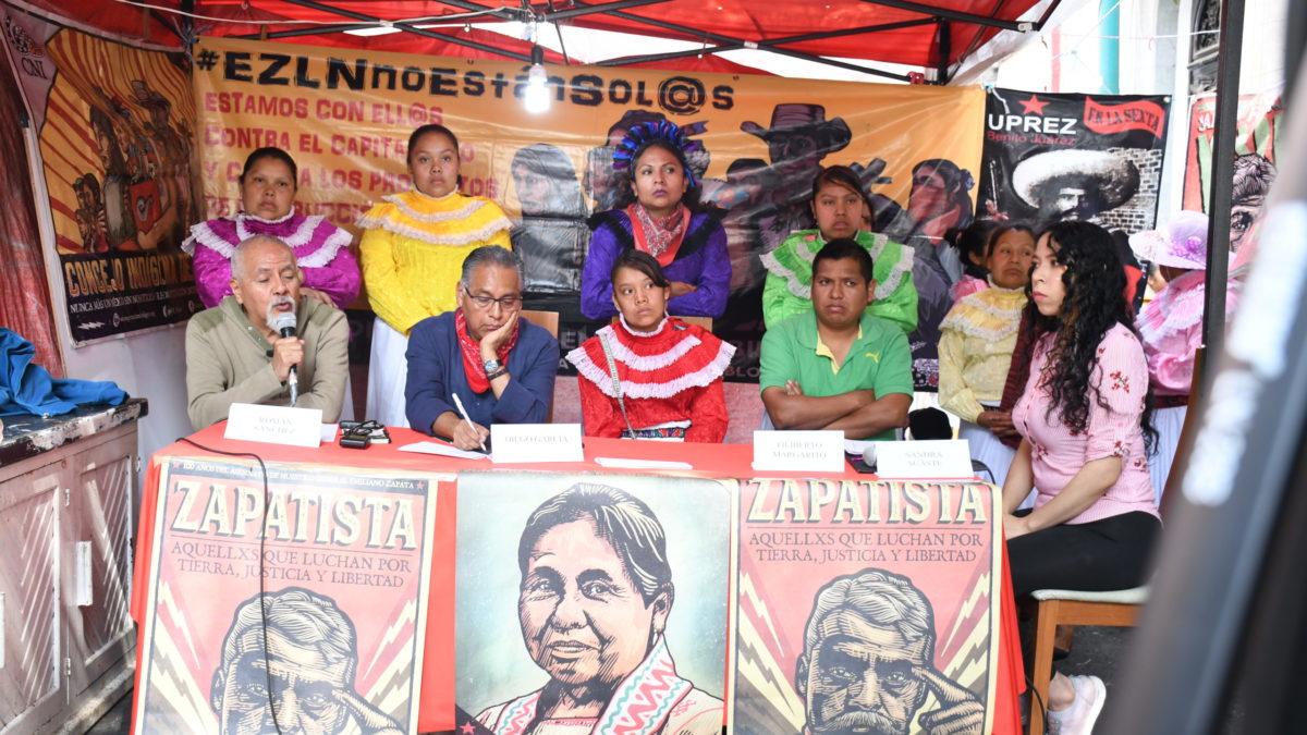 Racismo y desplazamiento contra comunidad Otomí en la Ciudad de México