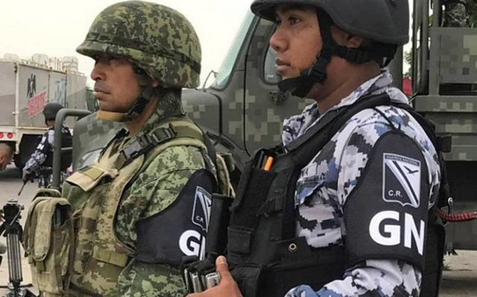 Guardia Nacional enviará 450 elementos a Vallarta (Jalisco)