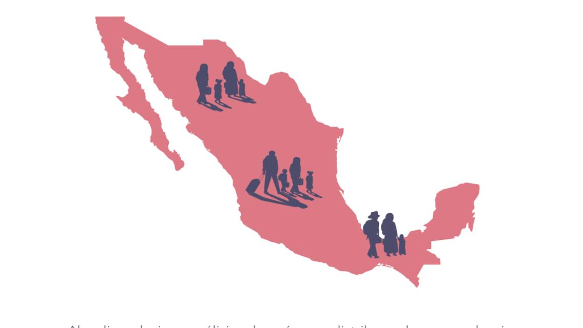 Desplazados para sobrevivir a la violencia en Chihuahua