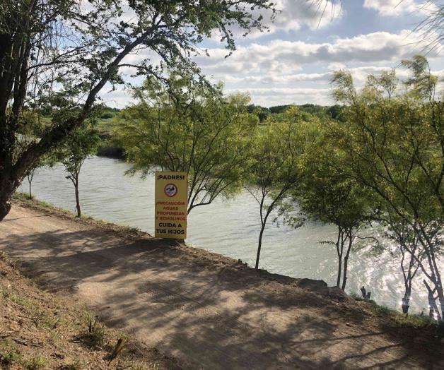 Migrantes retan la muerte en río. Situación ya es preocupante: Cruz Roja (Tamaulipas)