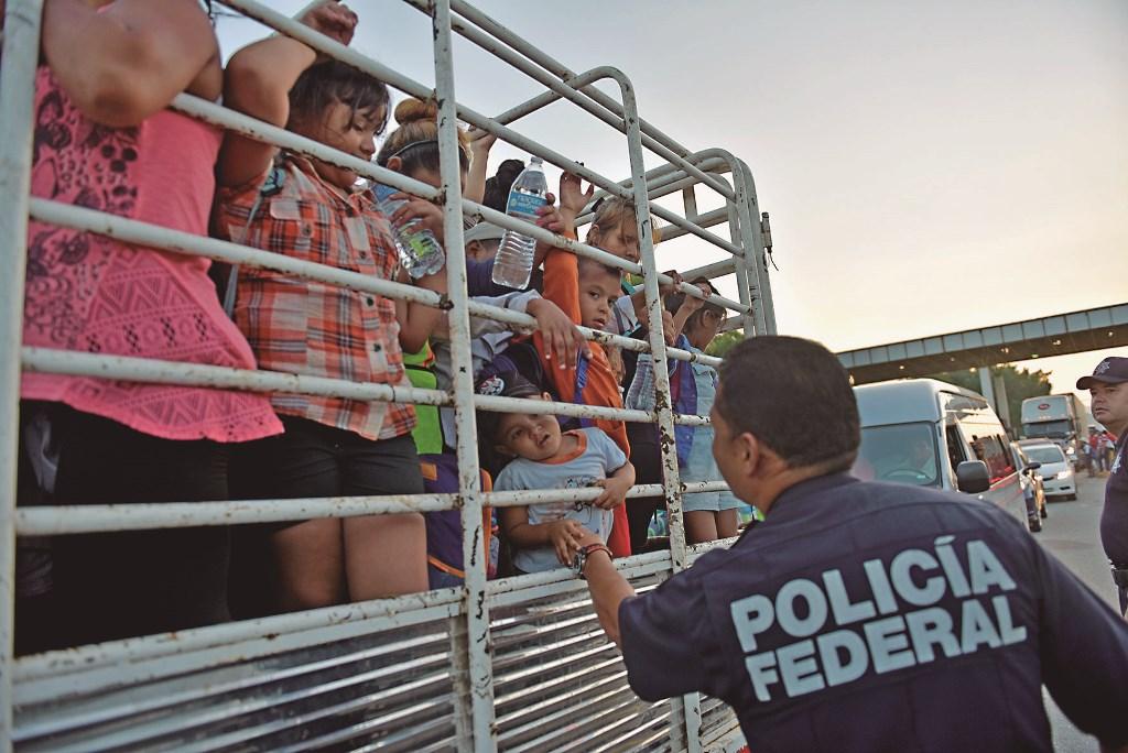 """Tabasco es corresponsable de la """"criminalización"""" hacia migrantes: Red TDT"""
