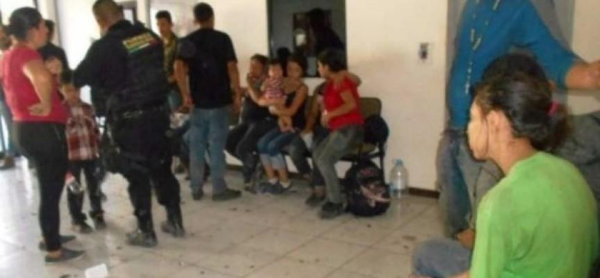 Rescatan a 19 migrantes en Reynosa, Tamaulipas