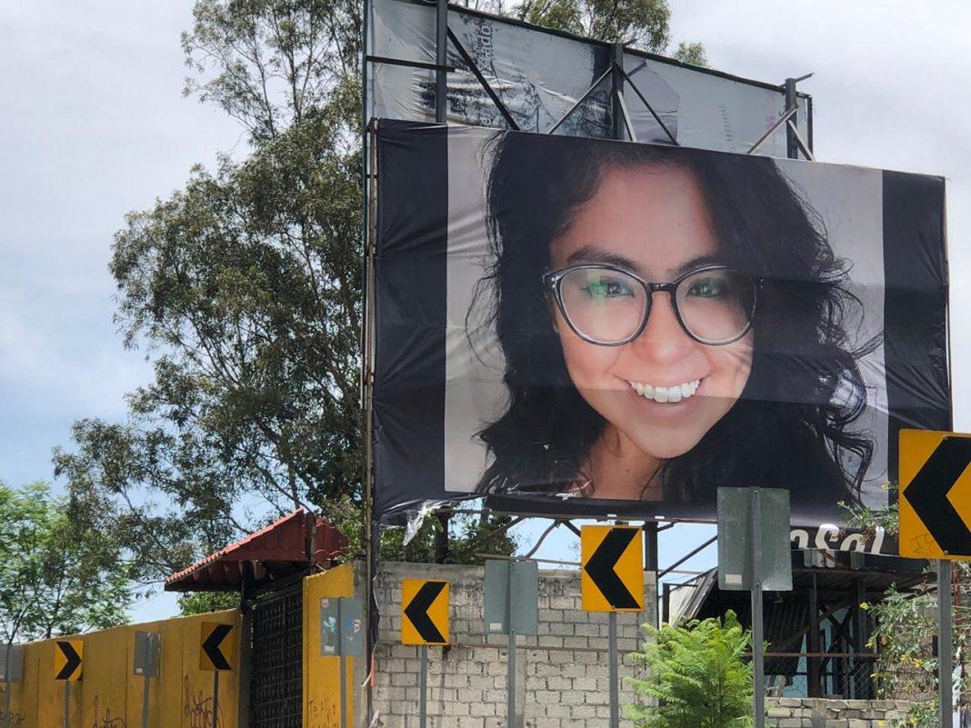 Mutilan espectacular donde se exige justicia para Sol (Oaxaca)