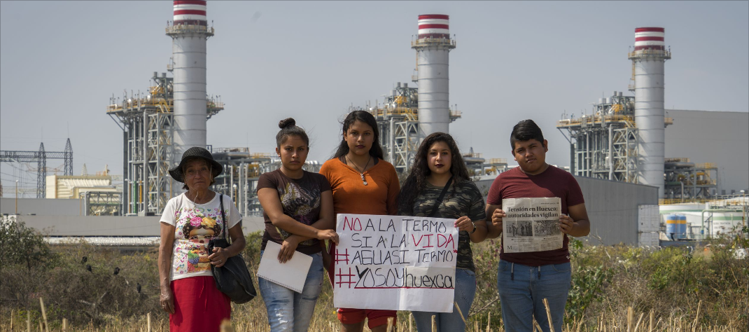 Asesinan a un activista mexicano en vísperas de la consulta sobre una termoeléctrica (Morelos)