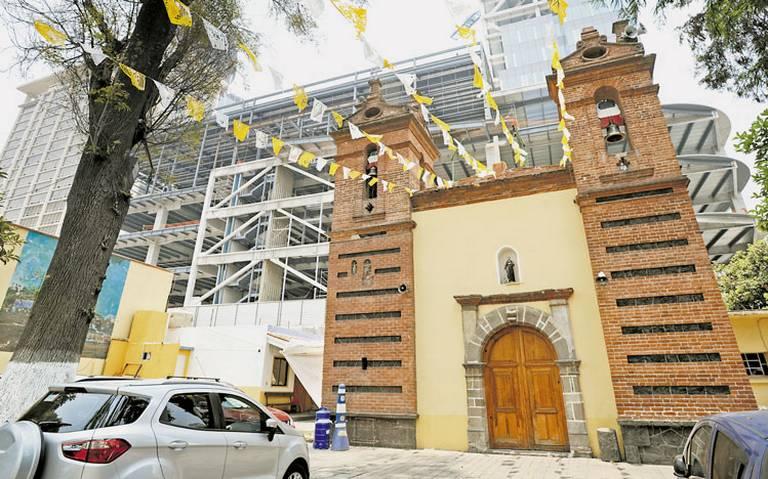 Xoco, el pueblo desplazado por la Torre Mítikah (Ciudad de México)