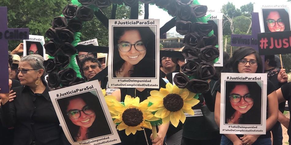 En Oaxaca se asesina a la justicia: Soledad Jarquín; pide a FGR atraer el caso de María del Sol