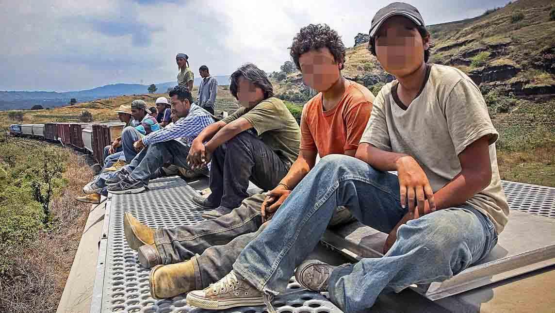 Expulsa Oaxaca a 3 niños hacia Estados Unidos al día