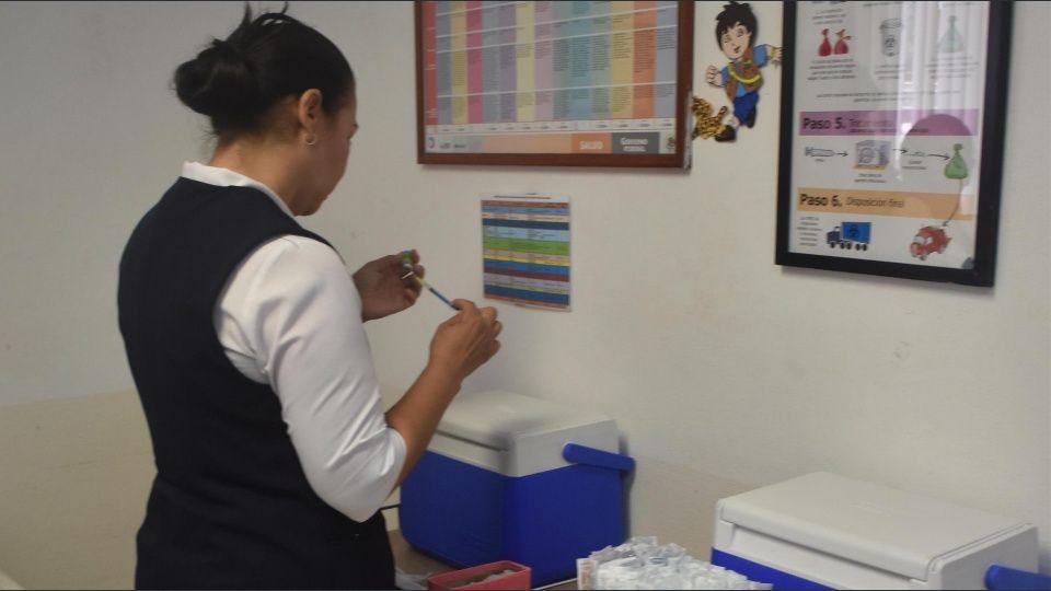 La Secretaría de Salud, sin vacunas contra el sarampión (Sinaloa)