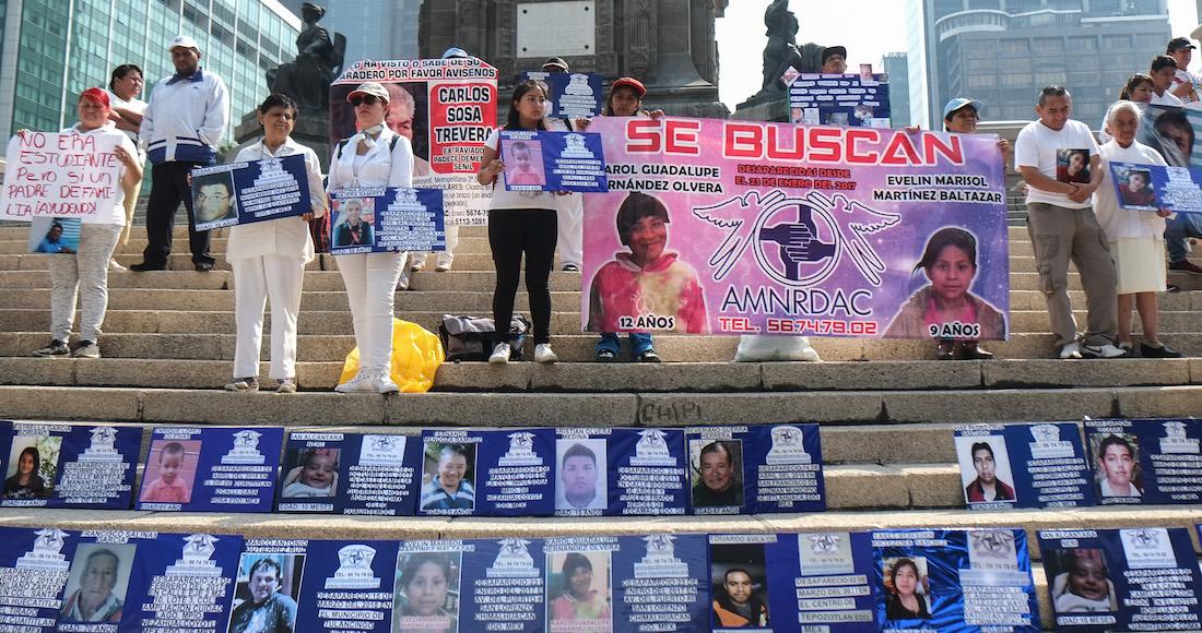La cifra del horror: 3,217 niñas y 2,235 niños desaparecidos en 10 años en México; 70%, con Peña