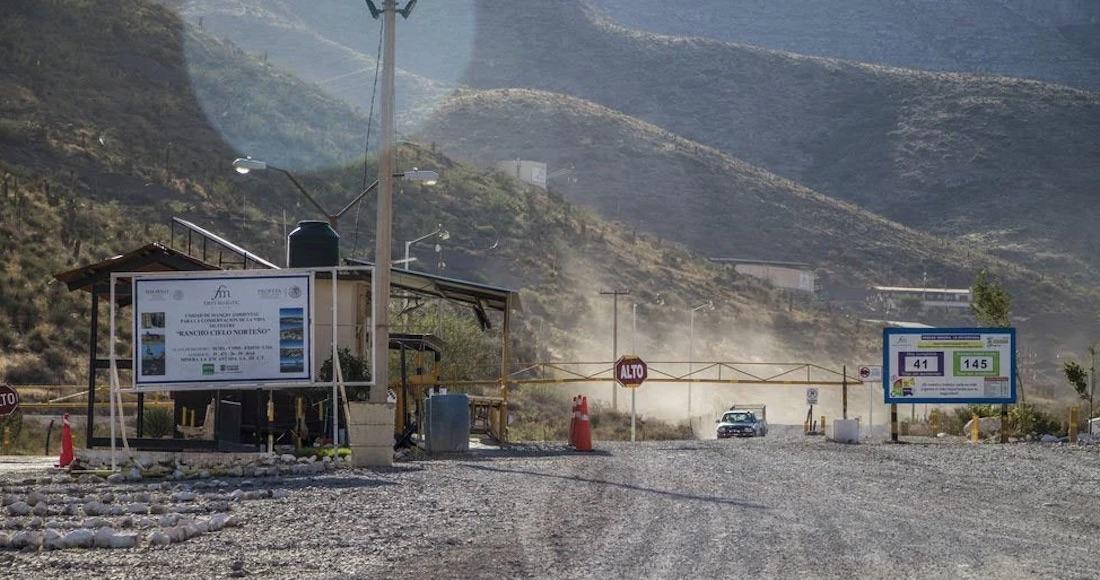 La poderosa minera de Canadá pierde otro amparo frente a los 14 viejitos que la demandan (Coahuila)