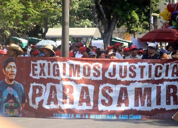 VIDEO: A tres meses de su asesinato, exigen justicia para Samir Flores (Morelos)
