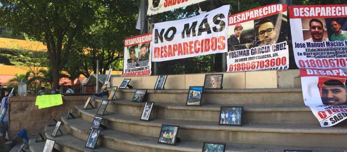 """""""Nada que celebrar"""" en el día del padre: Sabuesos Guerreras (Sinaloa)"""
