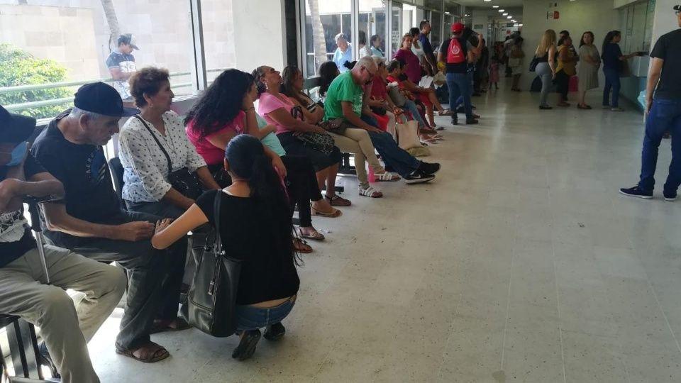 El IMSS de Mazatlán se queda ahora sin rayos X (Sinaloa)