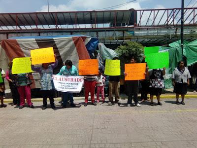 Vecinos de Mixquic rechazan presencia de Oxxo en su comunidad (Ciudad de México)