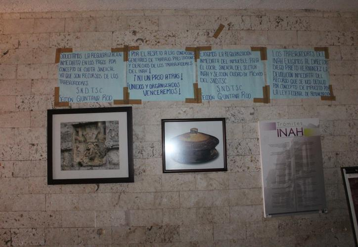 Amenazan con cerrar zona arqueológica de Tulum