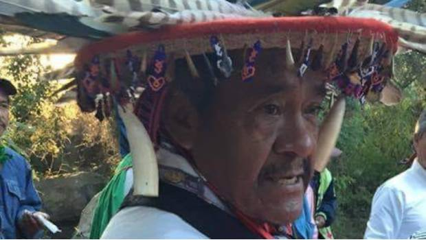 CNDH le exige justicia a Toño (Nayarit)