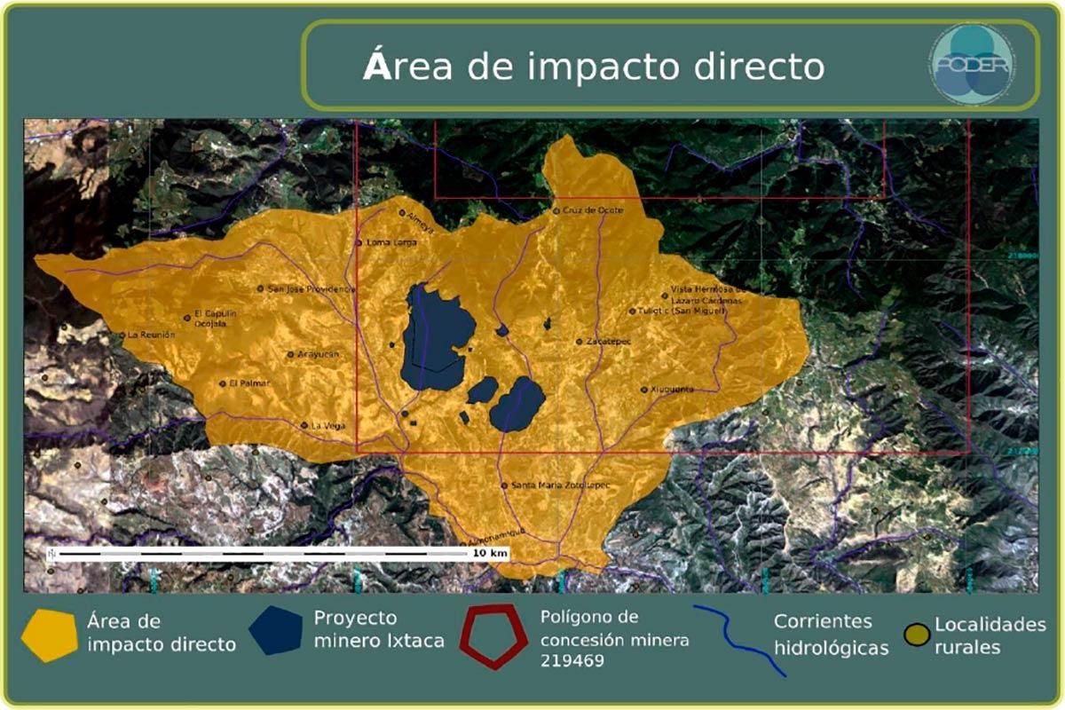 Ixtacamaxtitlán: la defensa de la vida frente a la inversión minera (Puebla)