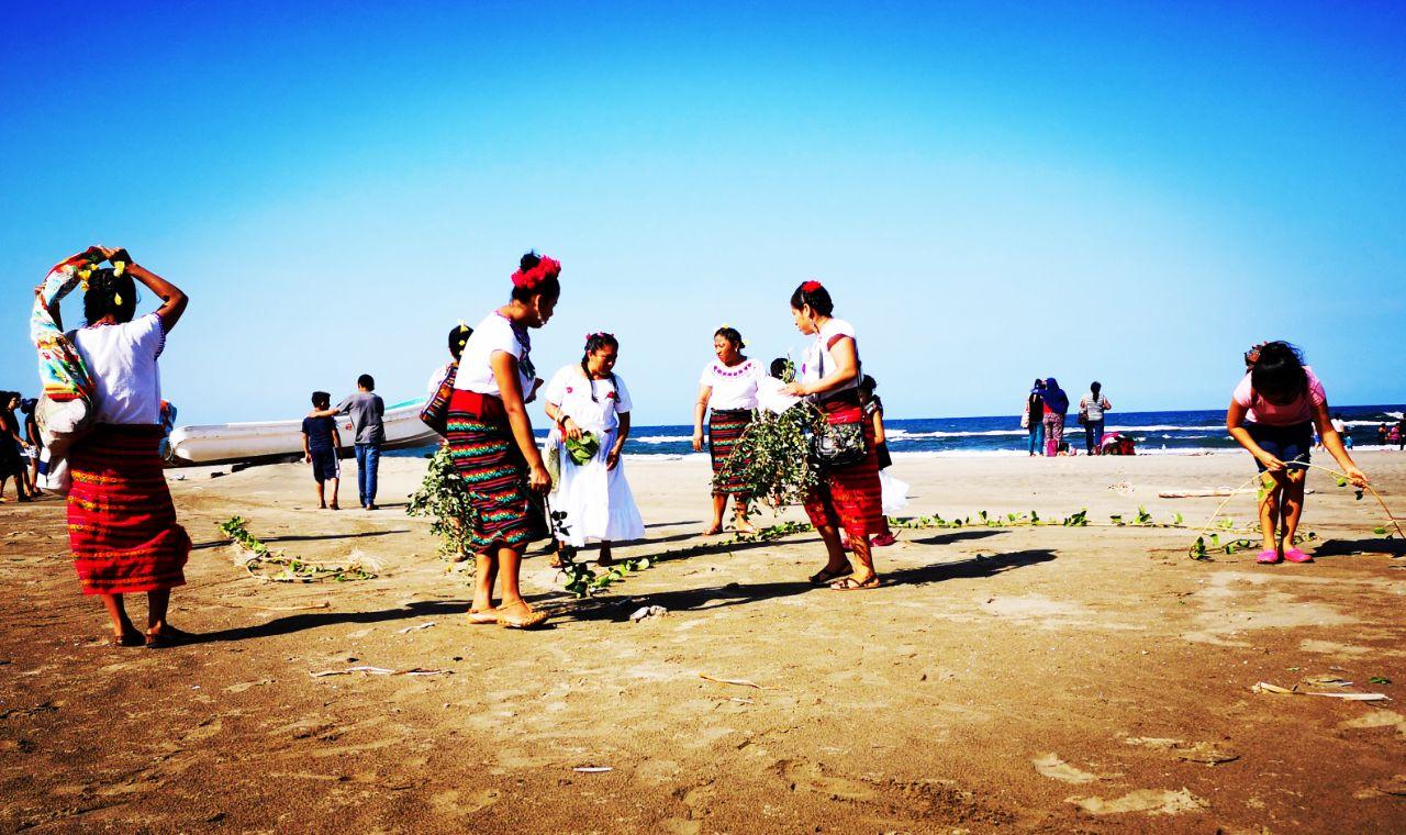 Organizarse para encontrarse: el camino de las mujeres de San Juan Volador hacia el II Encuentro Nacional de Mujeres del CNI-CIG