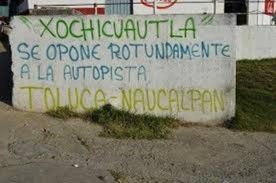 Comunidad de Xochicuautla denuncia hostigamiento de policía estatal y Grupo Higa (Edomex)