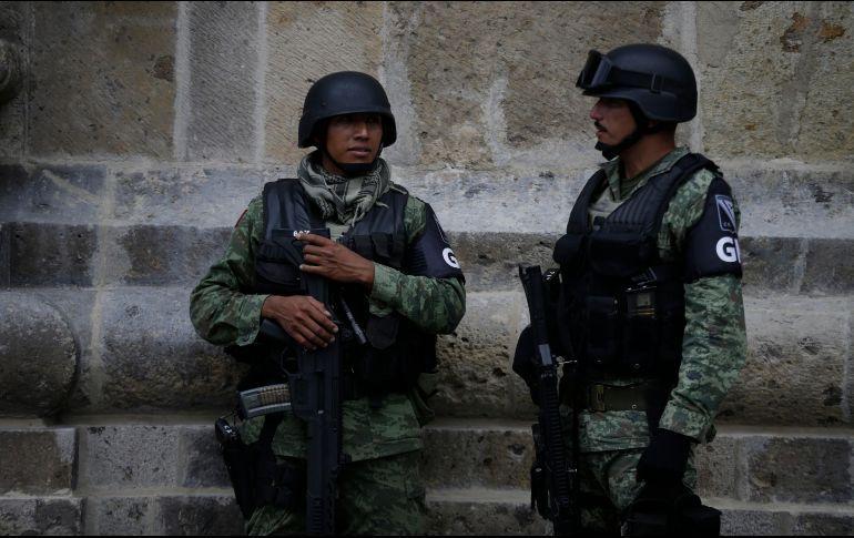 La Guardia Nacional arriba a la Región Sur de Jalisco