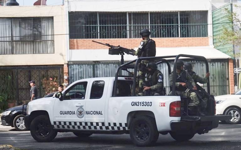 De rebote Bahía de Banderas contará con Guardia Nacional (Nayarit)
