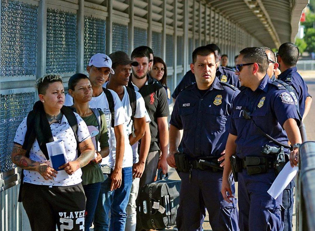 Migrantes y organizaciones civiles, en resistencia contra las deportaciones