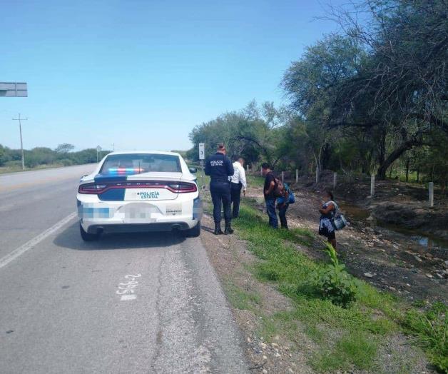 Rescatan a tres guatemaltecos (Tamaulipas)