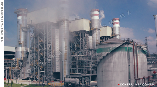 Irregularidades en termoeléctrica de la CFE genera daños medioambientales (Coahuila)