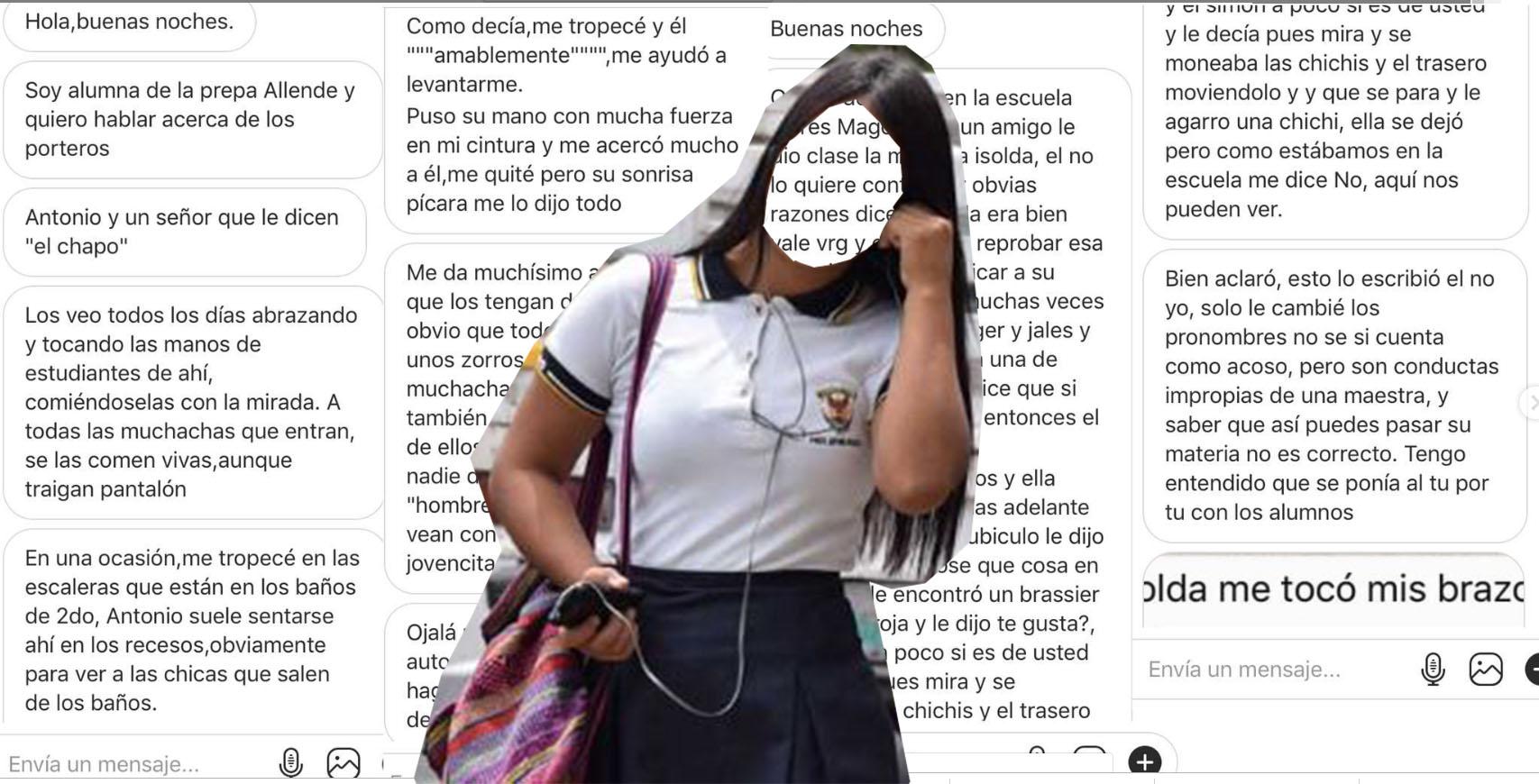 Rompen el silencio | Alumnas denuncian años de acoso y abusos en la UAS (Sinaloa)