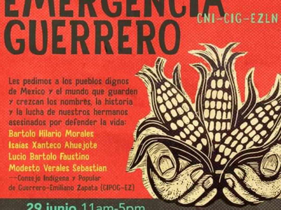 Activistas en Guerrero acusan a grupos delincuenciales de 'exterminio'; señalan a gobierno de omisión