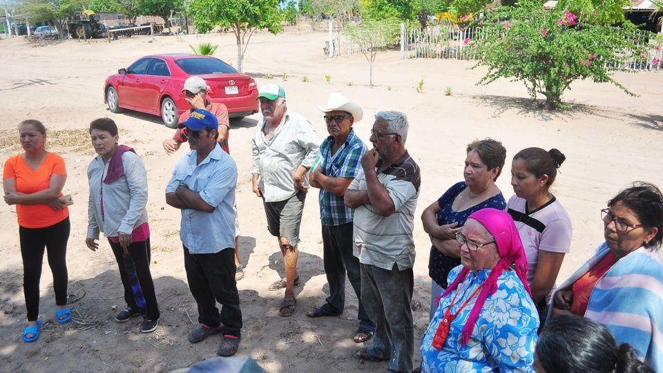 30 años con problemas de agua en las Bolsas de Tosalibampo 2 (Sinaloa)