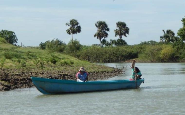 Paralizada la pesca en zona indígena de San José, Jonuta, por contaminación en cuerpos de aguas (Tabasco)