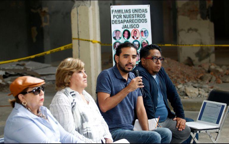 En la búsqueda de nuestros desaparecidos, autoridades nos fallaron: colectivos (Jalisco)