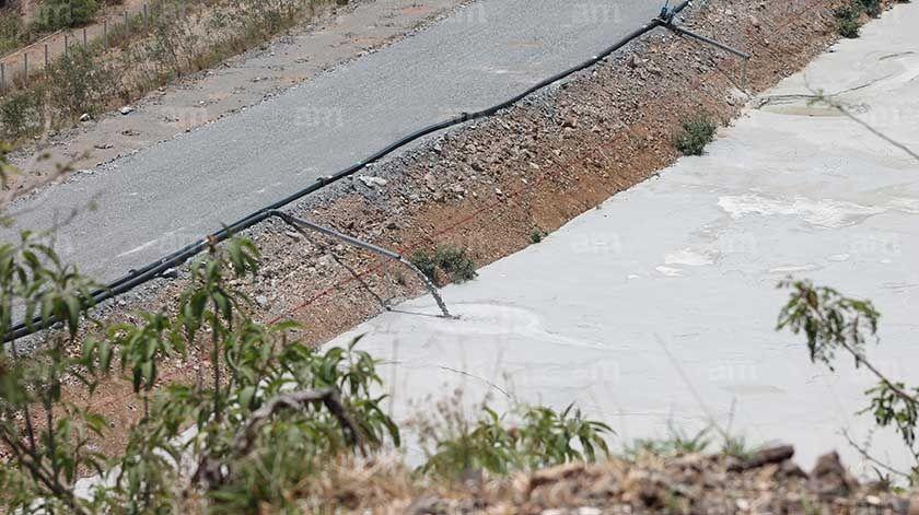 Deja minera El Rosario laguna tóxica en Guanajuato capital