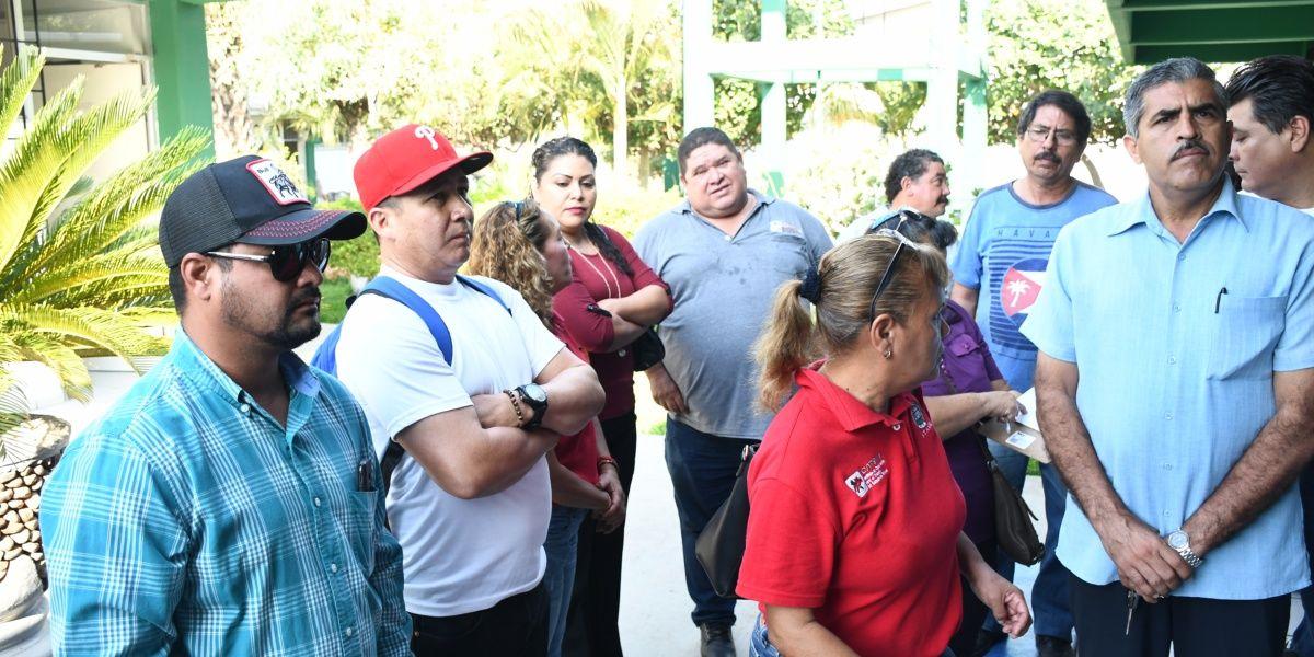 Personal de Icatsin 1 denuncia acoso laboral de su director (Sinaloa)