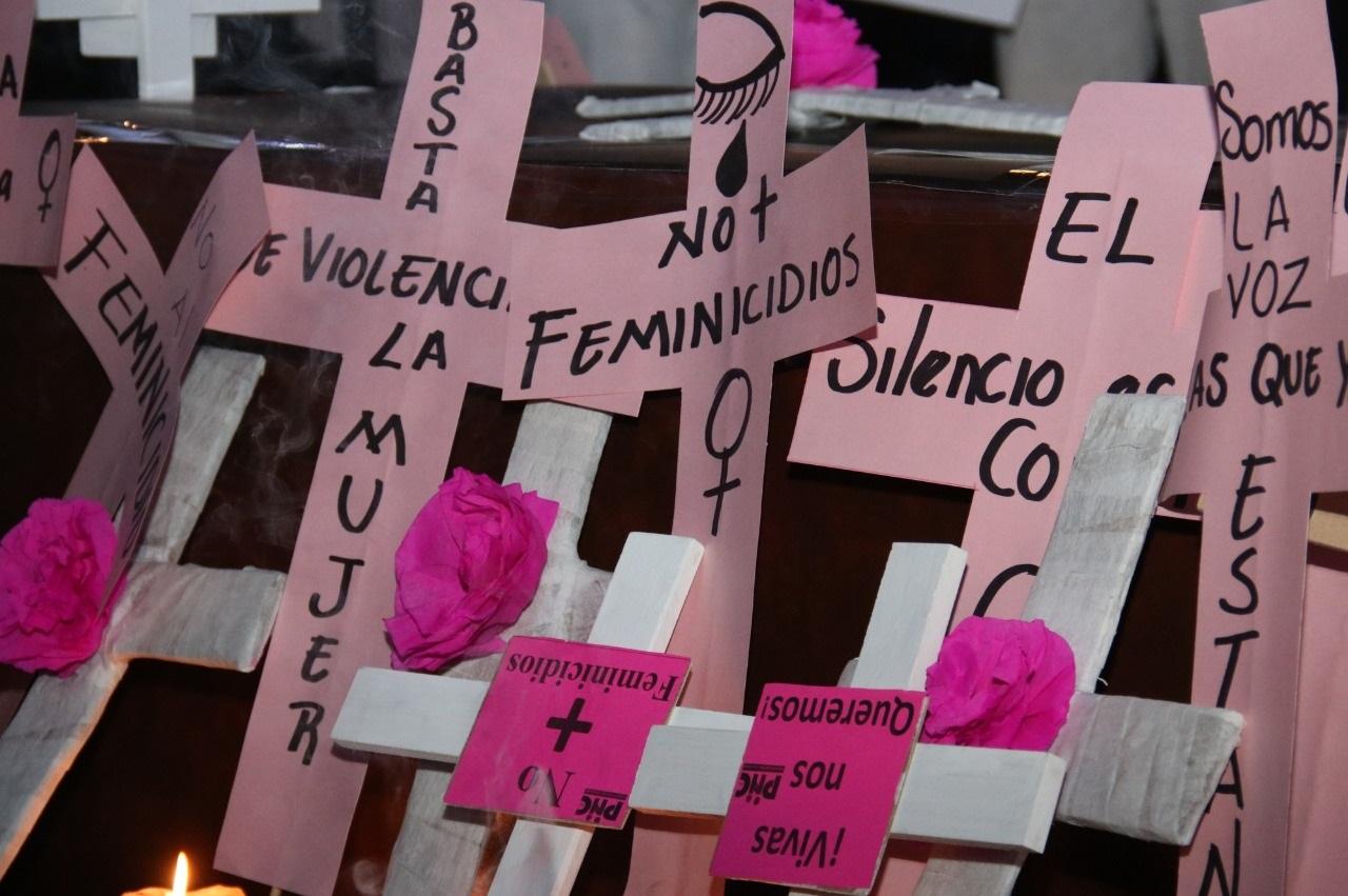 Edomex solo poda pasto o pinta bardas para combatir violencia feminicida, denuncian