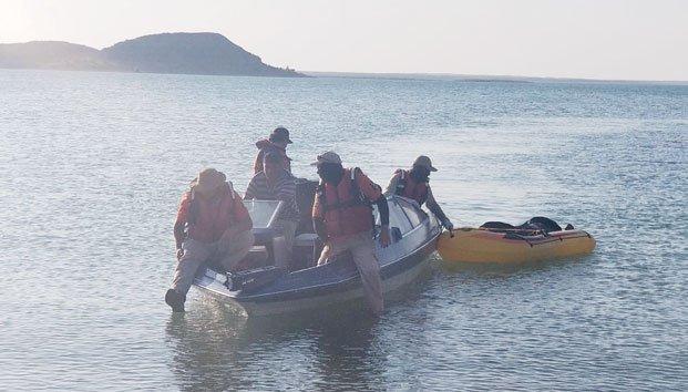 Se ahogan 2 migrantes en la presa (Acuña, Coahuila)