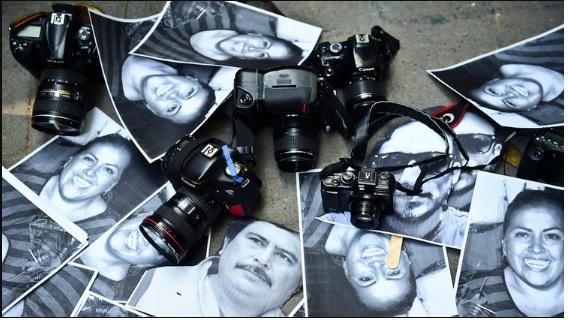 México es el país más peligroso para hacer periodismo: con Rogelio Barragán suman ocho comunicadores asesinados en 2019