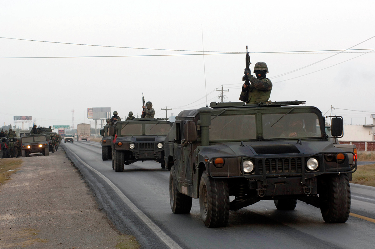 La CNDH señala al Ejército por uso excesivo de la fuerza en abatimiento de seis personas en 2014