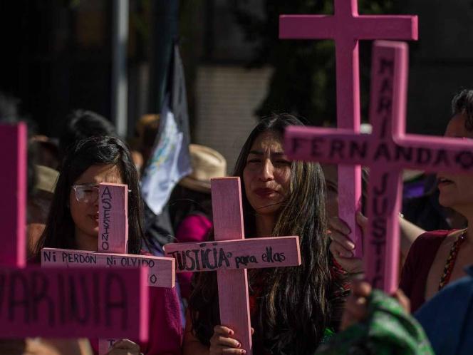 Registra Ciudad de México 21 feminicidios en siete meses