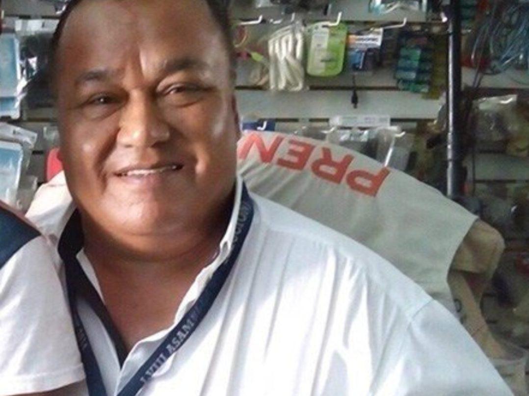 Acribillan al periodista Jorge Ruiz en Actopan, Veracruz