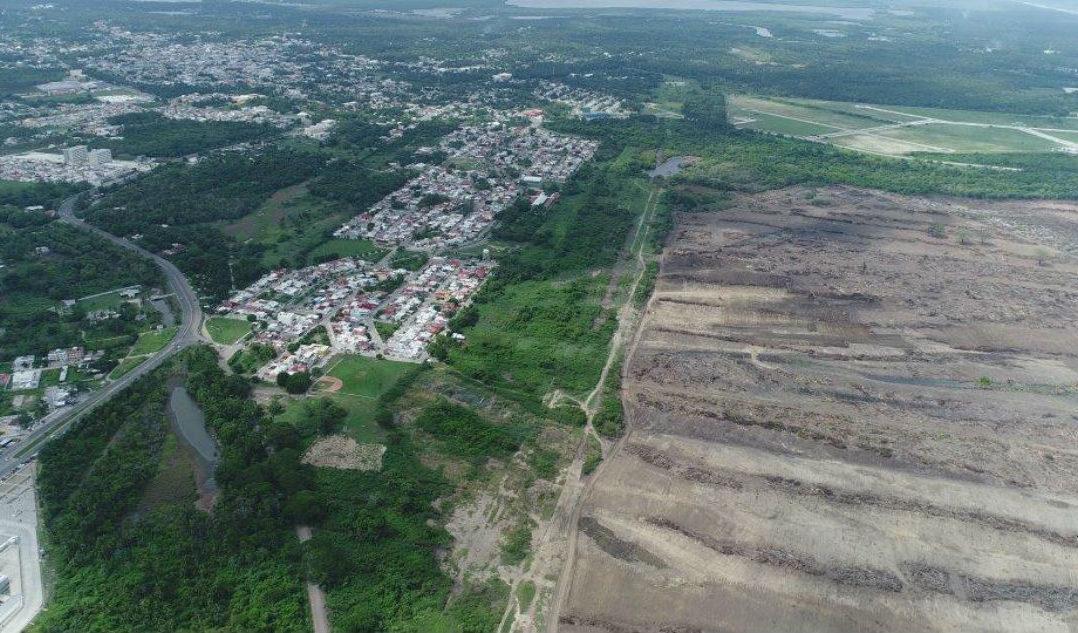 Activistas piden negar permiso ambiental para la refinería de Dos Bocas (Tabasco, Ciudad de México)