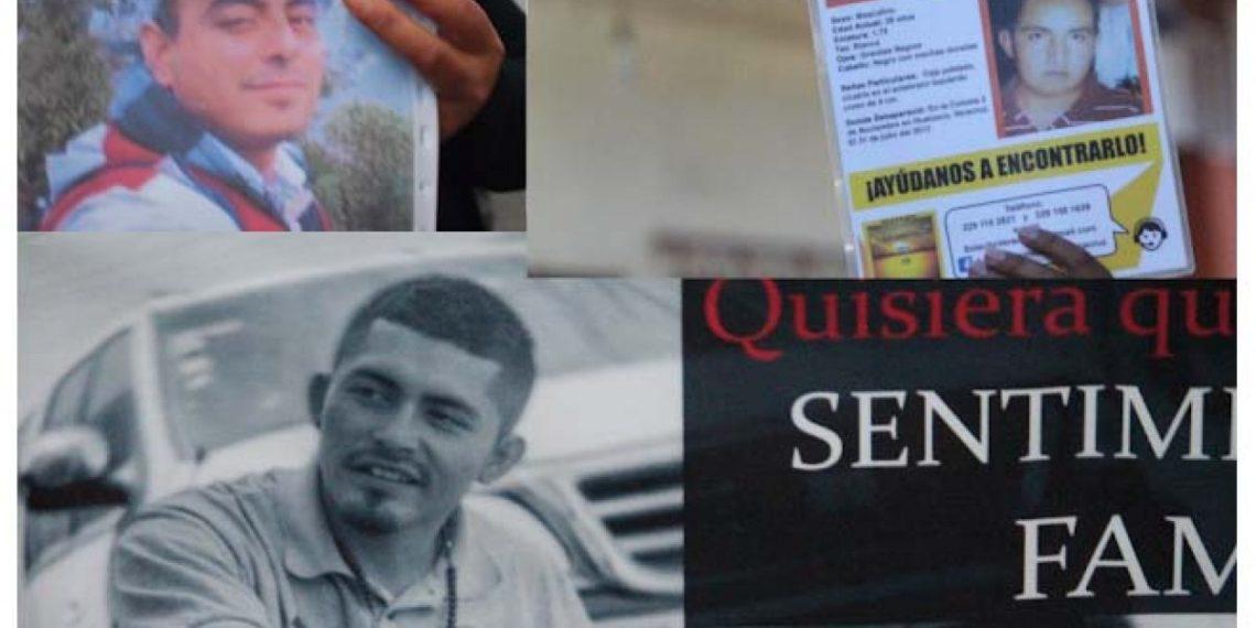 Deben autoridades estatales dar disculpa pública por desaparición (Veracruz)