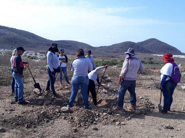 Realizan rastreadoras una búsqueda interminable en Mazatlán (Sinaloa)