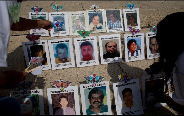 El proyecto de ley de desaparecidos en Jalisco cumple un año en congeladora