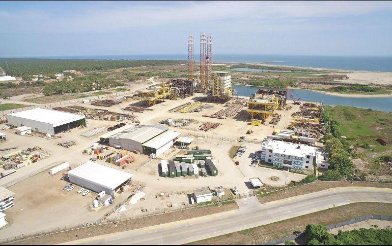 Refinería de Dos Bocas, no apta desde 2008 (Tabasco)